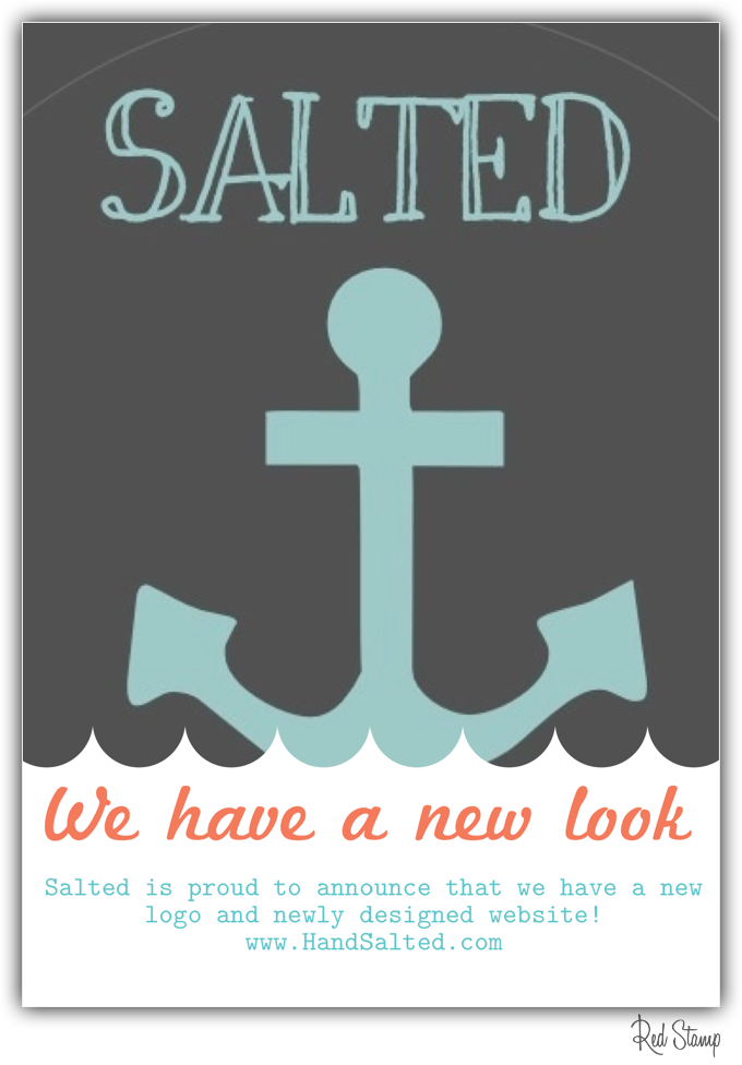 Salted has a new look!