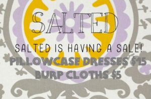 Salted Sale September October