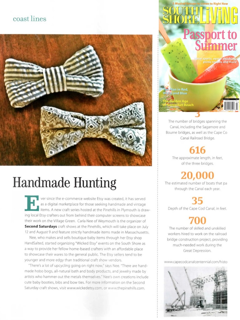 South Shore Living Magazine, July 2014
